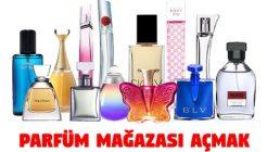 KOSGEB Desteği İle Açık Parfüm Mağazası Dükkanı Açmak