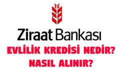 Ziraat Bankası Faizsiz Evlilik Kredisi Nasıl Alınır ve Ne Kadardır?