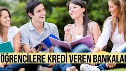 Öğrencilere Kredi İmkanı Sunan Bankalar Hangileridir?