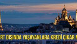 Yurt Dışında Yaşayanlara Türkiye'de Kredi Çıkar Mı?