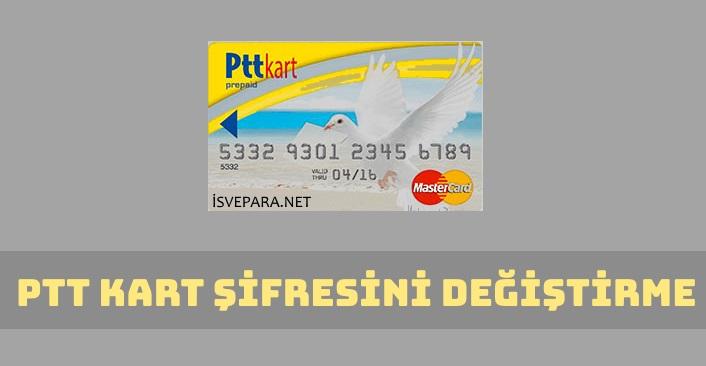 PTT Kart Şifresini Sıfırlama Nasıl Yapılır?