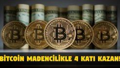 Bitcoin Yatırımı Yapma – Madencilik (Bulut Madenciliği) Yaparak Kazanma