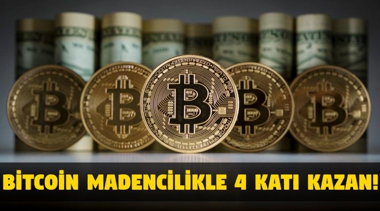 Bitcoin Yatırımı Yapma - Madencilik Yaparak Kazanma