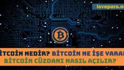 Bitcoin Nedir? Bitcoin Nasıl Kazanılır? Ne İşe Yarar?
