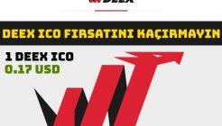 Deex Ico – Deex Exchange Borsası Nedir?