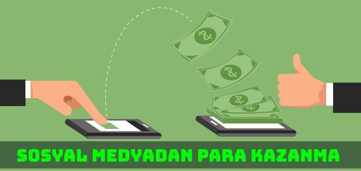 Sosyal Medyadan Nasıl Para Kazanılır? İşte Püf Noktaları