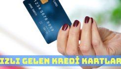 Anında Başvuru İle Çabuk ve Hızlı Gelen Kredi Kartları Hangileri?
