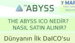 The Abyss ICO Nedir? Nasıl Alınır?