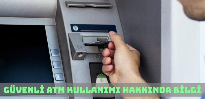 Güvenli Bankamatik (ATM) Kullanımı İle Dolandırıcılıktan Korunun
