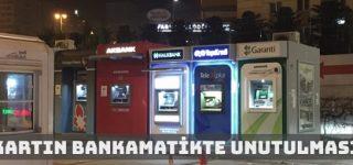 Banka Kartının ATM Cihazında Kalması Durumunda Ne Yapılmalı?