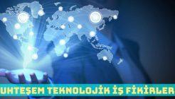 2018 Yılında Para Kazandıracak Teknolojik İş Fikirleri