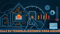 Girişimciler İçin Akıllı Ev Teknolojisi Para Kazanmanın Altın Yolu