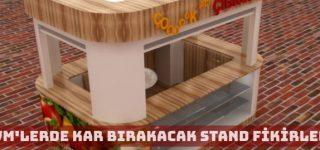 Alışveriş Merkezlerinde (AVM) Açılabilecek Para Kazandıran Stand Fikirleri