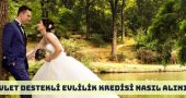 Gençlere Verilen Devlet Destekli Evlilik Kredisi Nedir ve Nasıl Alınır?
