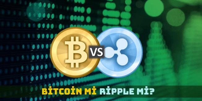 Bitcoin mi Ripple mi?