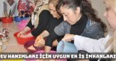 Ev Hanımları İçin Uygun Ek İş Önerileri