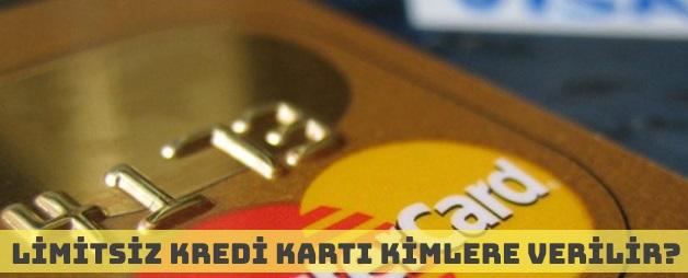 Limitsiz Kredi Kartları Kimlere Verilir ve Alma Şartları Nelerdir?