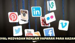 Makale Yazarak ve Sosyal Medyadan Reklam Yaparak Para Kazanmak