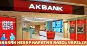 Akbank Hesap Kapatma Nasıl Yapılır?