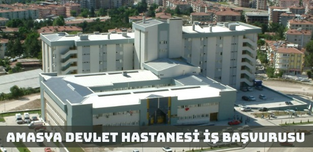 Amasya Üniversitesi Sabuncuoğlu Şerefeddin Eğitim ve Araştırma Hastanesine İş Başvurusu Nasıl Yapılır?