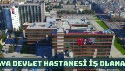 Antalya Devlet Hastanesi İş Başvurusu Nasıl Yapılır?