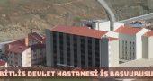 Bitlis Devlet Hastanesi İş Başvurusu Nasıl Yapılır?