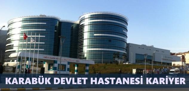 Karabük Devlet Hastanesi İş Başvurusu Nasıl Yapılır?