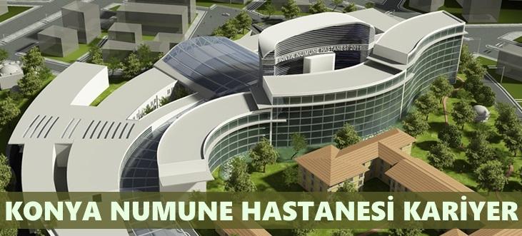 Konya Numune Hastanesi İş Başvurusu Nasıl Yapılır?