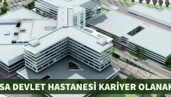 Manisa Devlet Hastanesi İş Başvurusu Nasıl Yapılır?