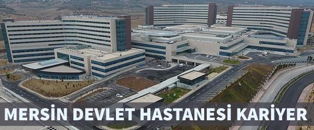 Mersin Devlet Hastanesi İş Başvurusu Nasıl Yapılır?