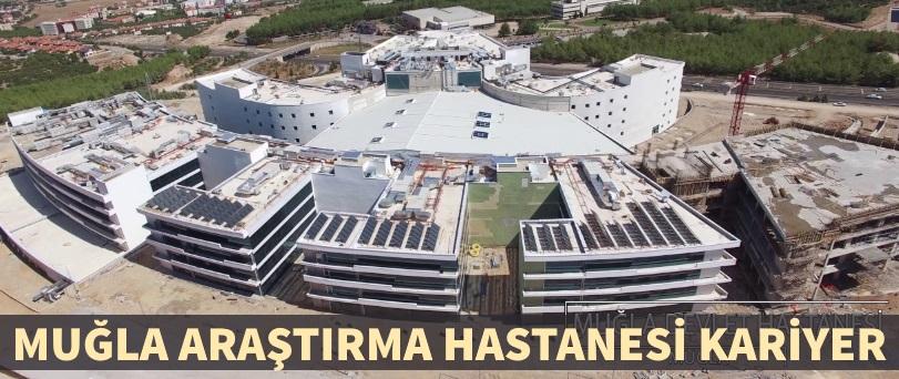 Muğla Sıtkı Koçman Üniversitesi Eğitim Araştırma Hastanesi İş Başvurusu Nasıl Yapılır?