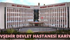 Nevşehir Devlet Hastanesi İş Başvurusu Nasıl Yapılır?