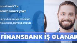 QNB Finansbank İş Başvurusu