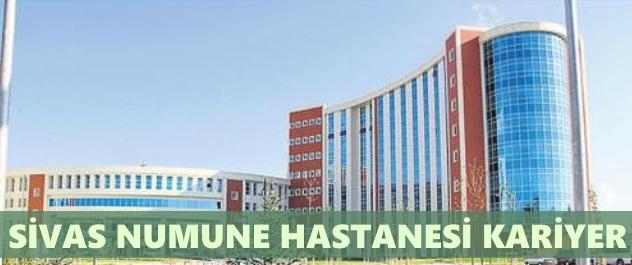 Sivas Numune Hastanesi İş Başvurusu Nasıl Yapılır?