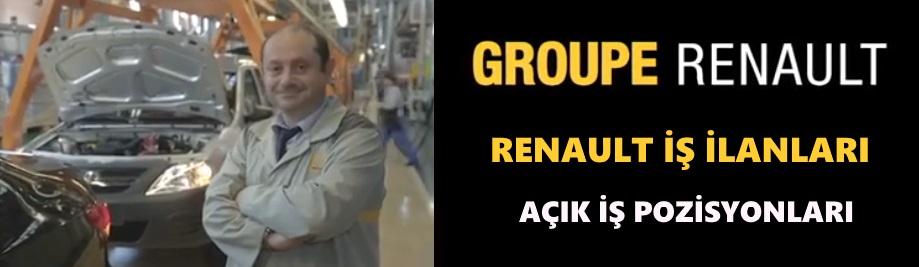 Renault İş İlanları