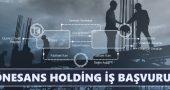 Rönesans Holding İş Başvurusu